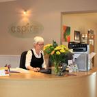Aspire Health & Wellbeing Reception