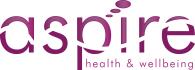 Aspire Health & Wellbeing Logo